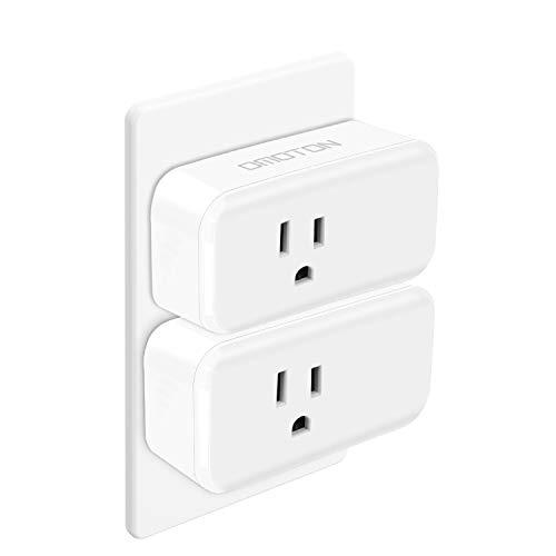 OMOTON Mini Wi-Fi Smart Plug