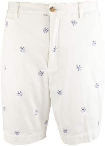 Men s Cotton Stretch Anchor w Dog 9 inch Short W 30 product image