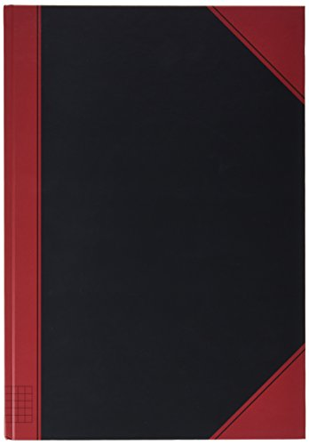 König & Ebhardt 865523301 Chinabuch / Notizbuch (A4, kariert, 96 Blatt, 60g/m², kaschierter Kartoneinband)