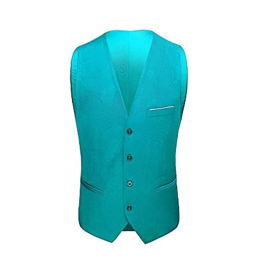 Outwears 2020 Casual Hombres Chaleco Rojo Azul Mejor Hombre Regalo Novio Negocios Hombres Chaleco Chaleco Homme Vintage Traje De Boda Chaleco Color-4Xl