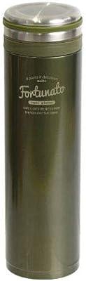 サブヒロモリ フォルトナ ステンレスマグボトル カーキ 244124