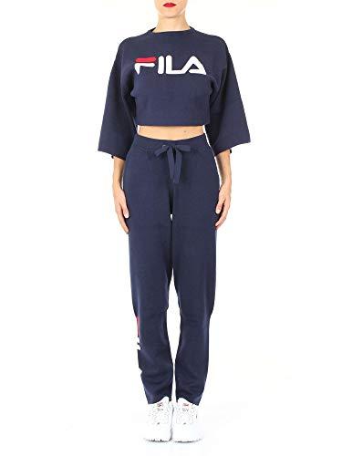 Fila 684265 Pantalon Femme Bleu M
