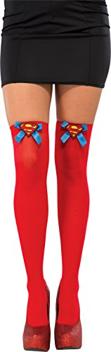 Balloons and Party LLC Bas Adulte - Supergirl - Taille Unique