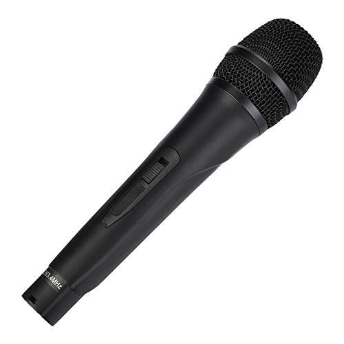 Karaoke en casa, máquina de karaoke Anti-drop Handheld WIFI Tecnología de micrófono inalámbrico portátil Smart para el hogar
