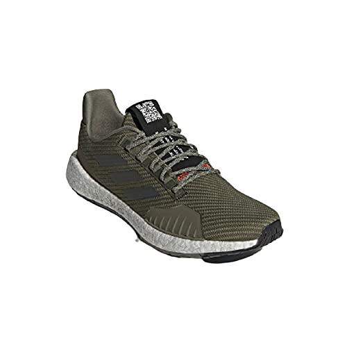 adidas Hombre PULSEBOOST HD WNTR M Zapatos de Correr Negro, 44 ✅