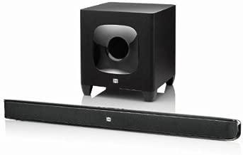 JBL Cinema SB400 Soundbar Speaker System - Black