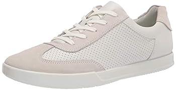 ECCO mens Cathum Retro Sneaker White/Shadow White 9-9.5 US