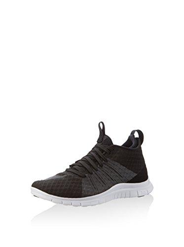 Nike Free Hypervenom 2, Zapatillas de Deporte para Hombre, Negro (Negro (Black/Black-White), 42.5 EU