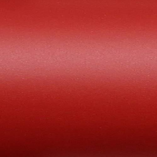 TipTopCarbon 6,45€/m² Möbelfolie Dunkel-Rot Matt Klebefolie 5m x 62cm selbstklebende Plotterfolie matte