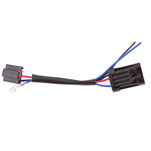 Presa connettore LED per cablaggio Harness Adattatore per moto Harley (1pz)
