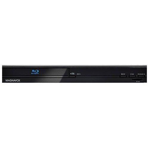 Magnavox NB500MG1F Blu-Ray DVD Disc Player (Manufacturer Refurbished)