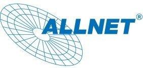 ALLNET ALL0489V3 / Power over Ethernet Gigabit Injektor AT Metall IEC-C6