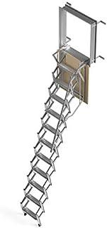 comprar comparacion Mister Step Escalera escamoteable para buhardillas ADJ (100 x 80 cm.)