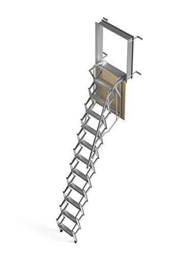 Mister Step Escalera escamoteable para buhardillas ADJ (100 x 80 cm.)