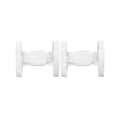 Artibetter 2 Stücke Körperhaltung Korrektor Körperhaltung Rückenstütze Tops Unsichtbare Rückenstrecker Push up Former Unterwäsche Buckel Korrektor für Kinder Erwachsene Größe L
