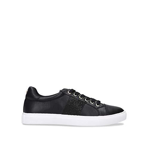 Carvela Damen Jacuzzi Sneaker, Schwarz, 38 EU