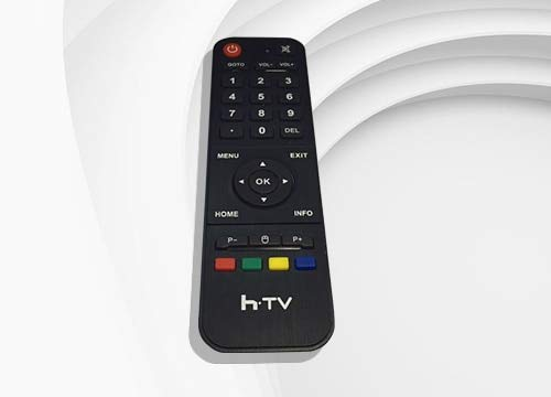 Calvas http://HTV BOX H.TV5 HT.V6 h.tv2 h.tv3 Remote control for HTV BOX HTV2 HTV3 HTV5 HTV6 channels remote control