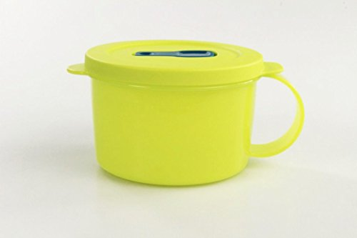TUPPERWARE Mikrowelle CrystalWave MicroTup Suppentasse 460 ml limette