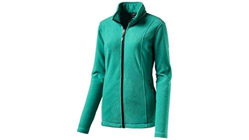 McKinley Damen Fleecejacke Nelson Lagoon 2 Jacke Fleece, Größe:36;Farbe:Green Aqua