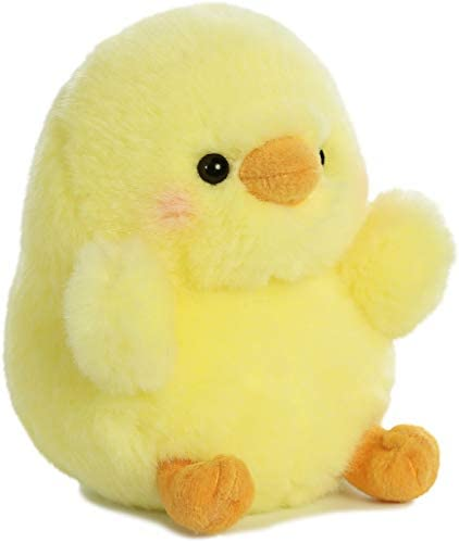 Chicken with knife plush _image1