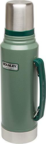 Stanley Classic Vacuum Bottle 1.1QT Hammertone Green