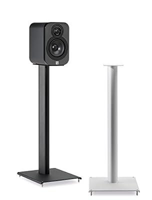 Q Acoustics 3000ST Speaker Stands for 3010 & 3020 (Black) from Q Acoustics