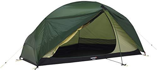 Wechsel Tents Trekkingzelt Exogen 1-Person Zero-G - Ultraleicht Solozelt für 3-Jahreszeiten, 1,48 kg