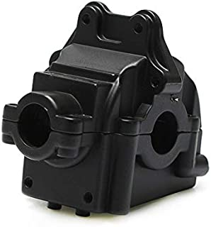 1/14 RC Car WLtoys 144001 Metal Gear Box Shell Cover Differential Housing(Black)