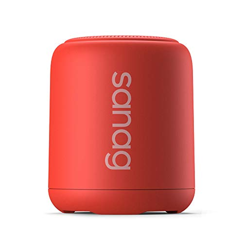 SANAG Portable Bluetooth Speaker,Mini Wireless Speakers with Rich Bass and Loud HD Sound,Waterproof Bluetooth Speakers with Handsfree Call,TF Card Support,Built-in-Mic,for Phones,Tablets,Computer