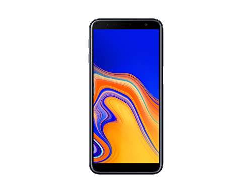 Samsung Galaxy J6 Plus Smartphone, 32 GB, Mono SIM, Nero [Versione Italiana]