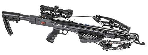 Killer Instinct Burner 415 Gray Crossbow Package