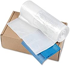 $67 » Powershred Shredder Bags for Models C-380, C-380C, 50 Bags & Ties/Carton, Clear
