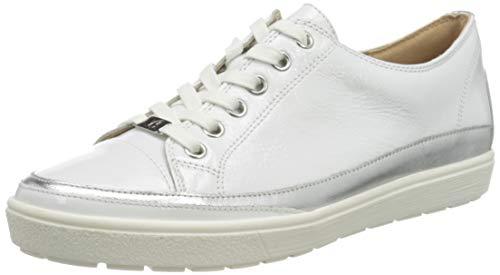 Caprice 9-9-23654-25 122, Zapatillas Mujer, White Naplak, 40.5 EU