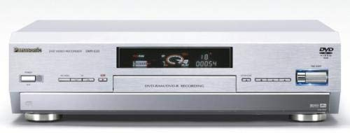 Affordable PANASONIC open box DMR-E20S DVD-R / DVD-RAM Video Recorder