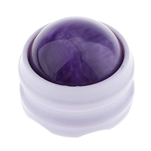harayaa Bola de Masajeador de Rodillo Manual de Alivio de Tensión para Aceite