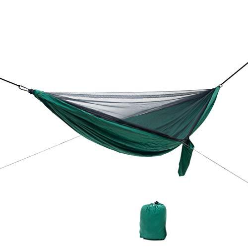 Hamaca extragrande exterior camping impermeable agua fijos más personas hamacas