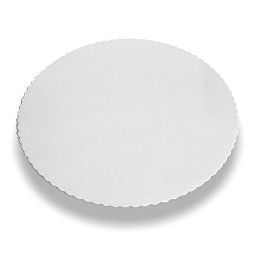 Papstar 11368, 100 Bases de cartón para tarta
