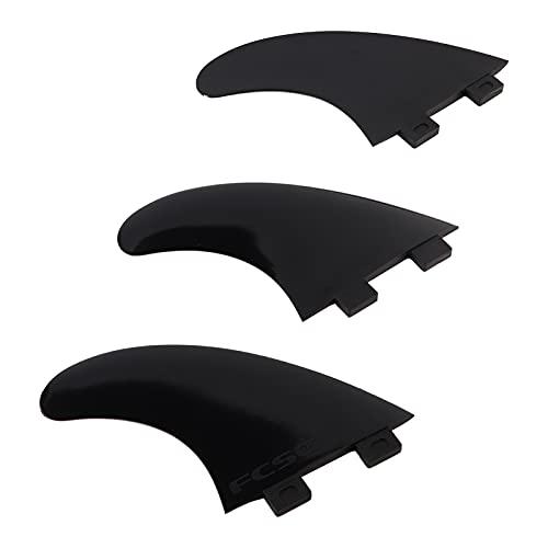 Changor Rápido - Sensible Tabla de Surf Aleta, Soltero Cabezas Elevado Calidad Nylon El plastico y 30% Vidrio Fibra
