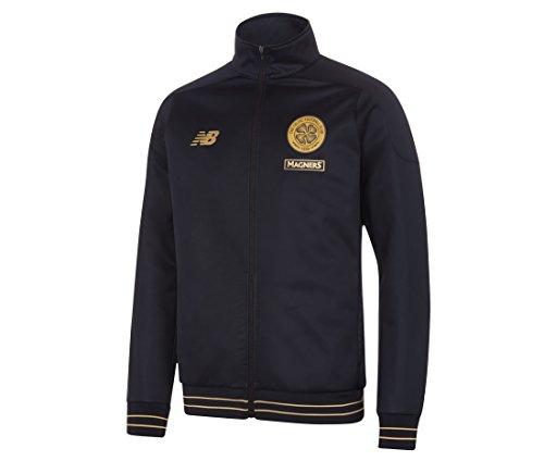 New Balance Celtic Jacket- Black (M)