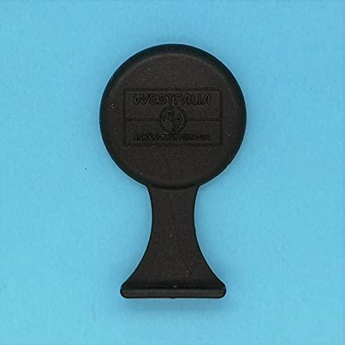 Generisch Tapa para el candado de la bola de remolque Westfalia (1 unidad)