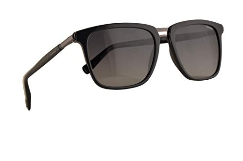 Chopard SCH235 Gafas de Sol Gris con lentes grises polarizados 54mm 1GPP SCH 235