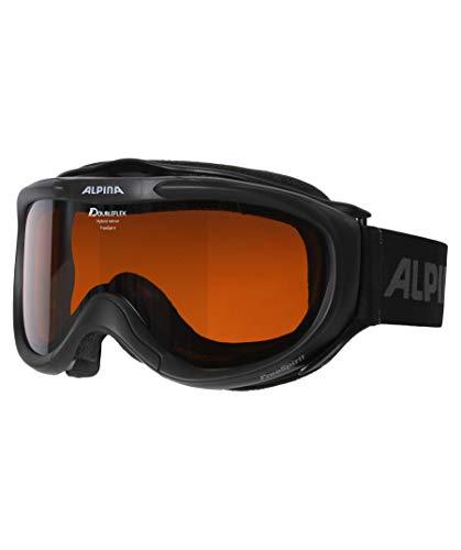ALPINA Skibrille Freespirit HM schwarz (200) 0