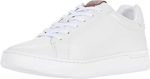 COACH Lowline Low Top White Glovetanned 7.5 M
