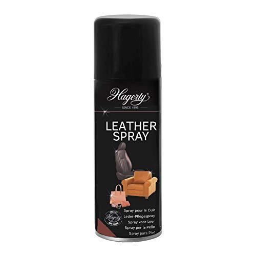 Hagerty Leather Spray, Effizientes Leder-Schutz-Spray für die Reinigung und Pflege, 25 g