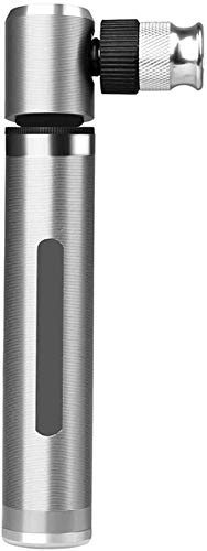 Accesorios para bicicletas JROYSETER Portátil Mini Inflador de bicicletas Aleación de aluminio Contractable Portátil Alta Presión Neumático Inflación Herramienta al aire libre Super Ligero ACCESORIOS