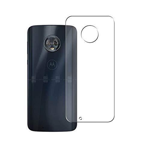 二枚 Sukix 背面保護フィルム 、 Motorola Moto G6 向けの TPU 保護フィルム 背面 フィルム スキンシール 背面保護 背面フィルム (非 ガラスフィルム 強化ガラス ガラス ケース カバー ) 修繕版