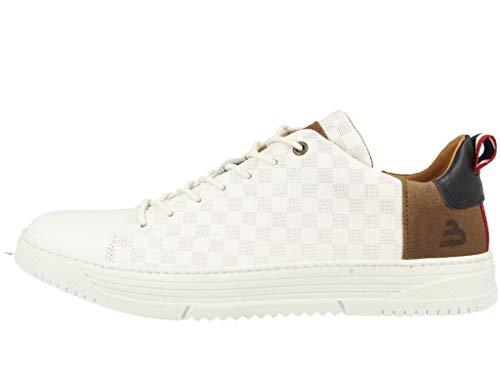 BULLBOXER Herren Sneaker Low weiß 40