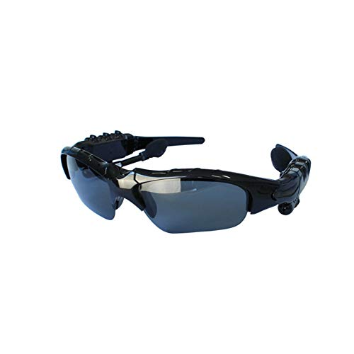Bluetooth Brille Headset Polarisierte Sonnenbrille Multifunktions-Wireless-Nachtsicht In-Ear-Smart-Standby-Modus, kompatibel mit Allen Smartphones