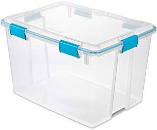 STERILITE 19384304 Clear Gasket Box