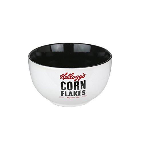 Corn Flakes Müslischale, 14cm x 14cm x 8cm